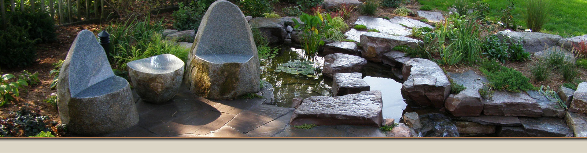 GARDEN ACCENTS Stonequest