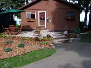 Cottage Patio Complete Aug 2005 2